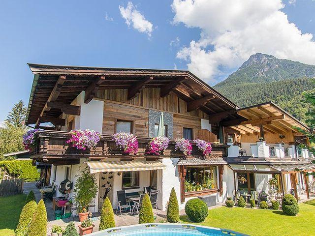 Ferienwohnungen Pillerseetal Heigl - Pedratscher